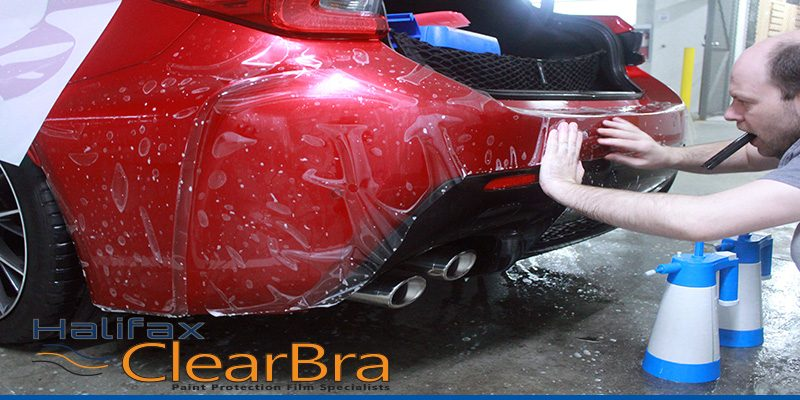 Halifax Clear Bra Paint Protection Film