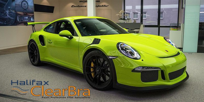 0d8744286 Porsche 911 GT3 Xpel Ultimate Clear Bra - Halifax ClearBra